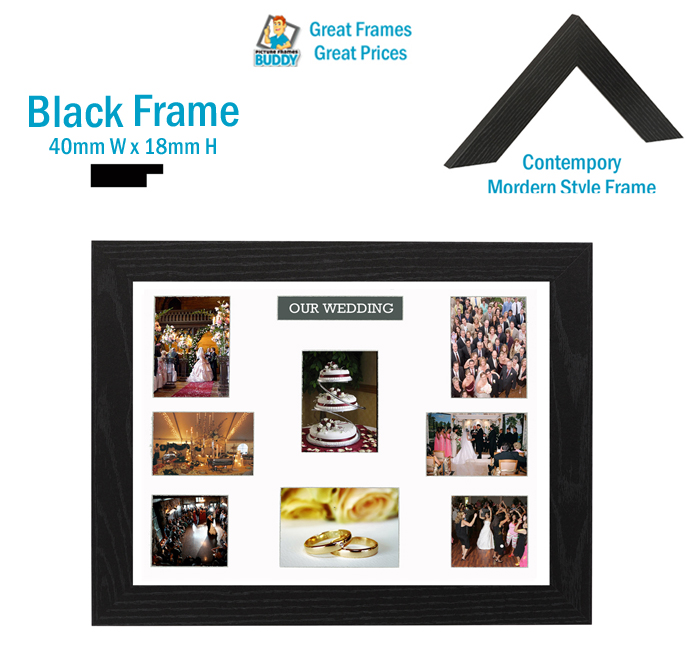 Personalised Multi Aperture Frame