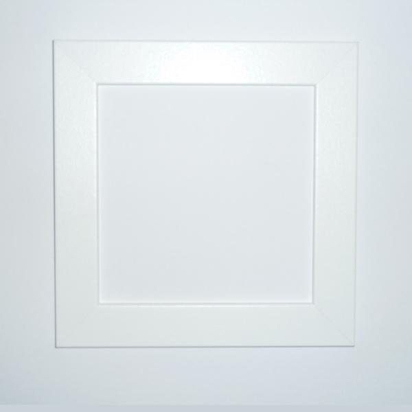 White poster frame