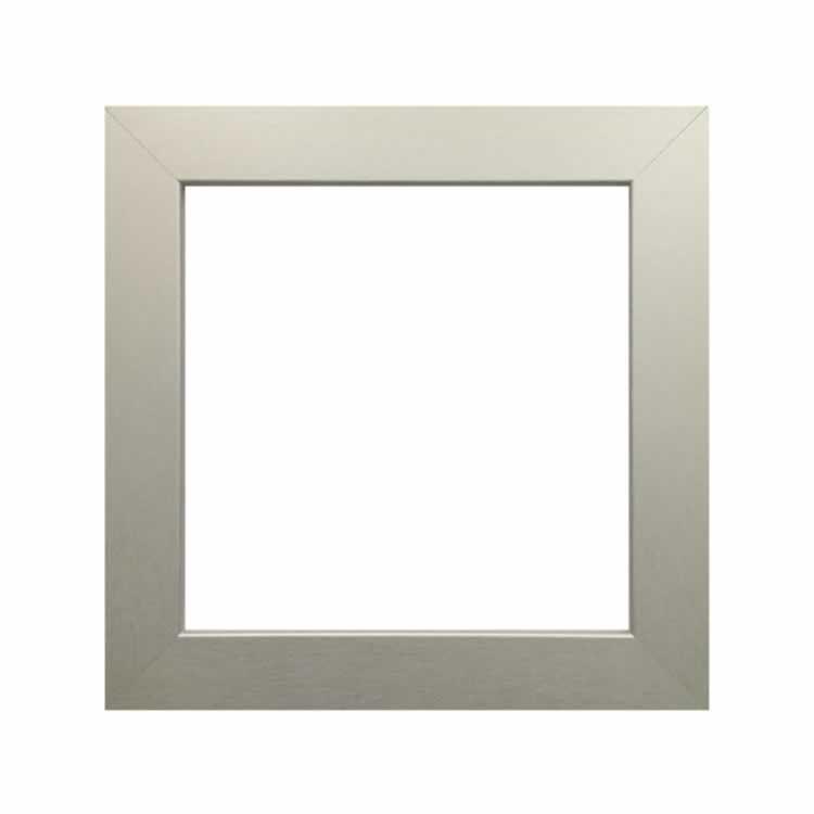 Único Square Silver Picture Frames Motivo - Ideas Personalizadas de ...