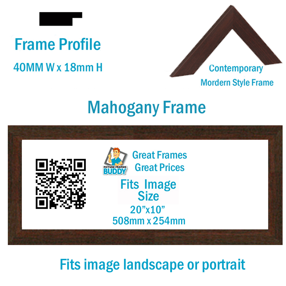 panoramic picture/photo frame 10\