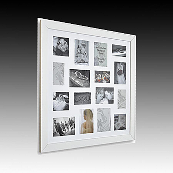 large multi photo frame zoom