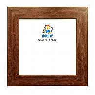 Mahogany Square Picture  Frame