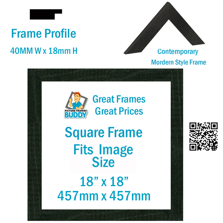 18 Quot X18 Quot Picture Photo Frame Picture Frames Buddy