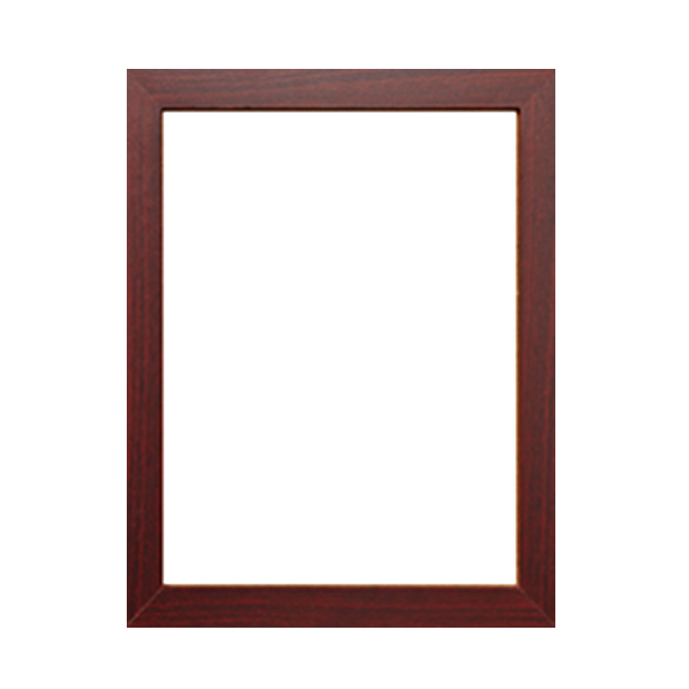 Mahogany Picture Frames In Sizes A4 A3 A2 A1