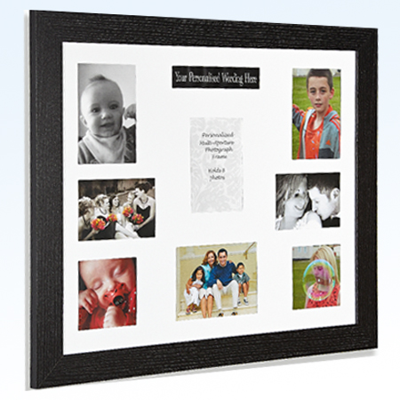 20 Quot X16 Quot Personalized Multi Picture Photo Frame Picture