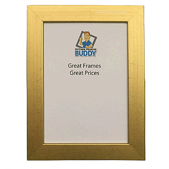A Sized Gold Picture Frames