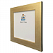 Gold Square Photo Frames
