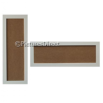 Panoramic Picture Frame White